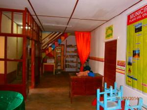 Biblioteca Tarmatambo